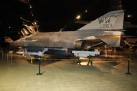 69-7263 @ FFO - F-4G Phantom II - by Florida Metal