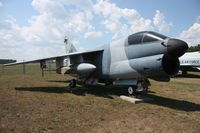 72-0261 @ MTC - A-7D Corsair II - by Florida Metal