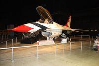 81-0663 @ FFO - Thunderbirds Paint