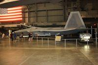 91-4003 @ FFO - F-22A