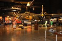 43-34581 @ FFO - None of my B-26 pics came out the way I wanted to due to the darkness of the museum