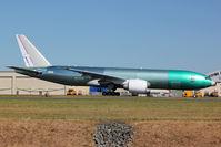 N892FD @ KPAE - KPAE/PAE Boeing 75 departing for first flight.