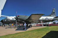 160770 @ OSH - Lockheed P-3C Orion, c/n: 5679 at 2011 Oshkosh - by Terry Fletcher
