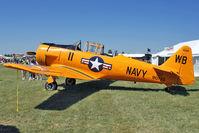 N11HP @ OSH - 1943 North American SNJ-5, ex Bu90735 C/n 88-22596 at 2011 Oshkosh
