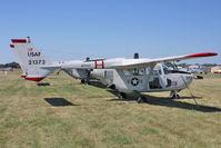 N373AZ @ OSH - 1965 Cessna M337B, c/n: 337M0079 ex 67-21313 at 2011 Oshkosh