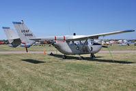 N802A @ OSH - 1968 Cessna M337B, c/n: 337M0174 ex USAF 68-6885 at 2011 Oshkosh