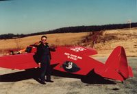 N12881 @ KAMT - Original picture with aircraft builder Charles Mathias - by Christopher Gradisar