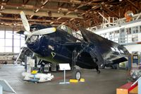 CF-MUD @ WWD - Grumman TBM-3S Avenger at the Naval Air Station Wildwood Aviation Museum, Cape May County Airport, Wildwood, NJ - by scotch-canadian