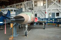 741572 @ WWD - 1974 Northrop F-5E Tiger II at the Naval Air Station Wildwood Aviation Museum, Cape May County Airport, Wildwood, NJ - by scotch-canadian