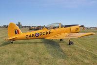 N18048 @ OSH - 1956 Dehavilland DHC-1B-2-S5, c/n: 186/224 ex CAF18048 at 2011 Oshkosh