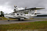 D-ISEA @ 52B - at Moosehead Lake - by J.G. Handelman