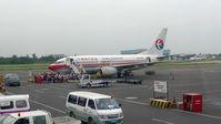 B-5094 @ ZUUU - 737-700 - by Dawei Sun
