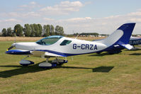 G-CRZA @ EGBR - CZAW Sportcruiser at Breighton Airfield's Summer Fly-In, August 2011. - by Malcolm Clarke