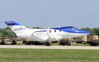 N420HA @ KOSH - AIRVENTURE 2011