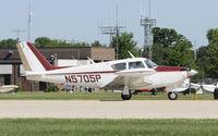 N5705P @ KOSH - AIRVENTURE 2011