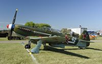 N1157H @ KOSH - AIRVENTURE 2011