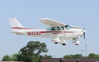 N1424U @ KOSH - AIRVENTURE 2011 - by Todd Royer