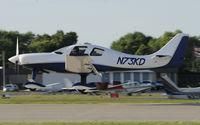 N73KD @ KOSH - AIRVENTURE 2011