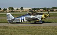 N292SX @ KOSH - AIRVENTURE 2011 - by Todd Royer