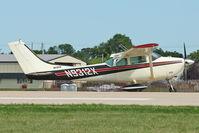 N9312X @ OSH - 1962 Cessna 182E, c/n: 18253712 at 2011 Oshkosh