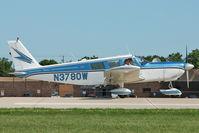 N3780W @ OSH - 1966 Piper PA-32-260, c/n: 32-702 at 2011 Oshkosh