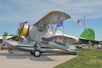N63850 @ OSH - 1939 Grumman J2F4, ex Bu 1649 at 2011 Oshkosh