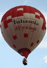 PH-DTT @ OLDENZAAL - De Twentsche Courant Tubantia