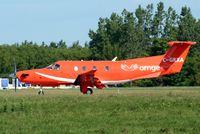 C-GRXA @ CYOW - Taking off on rwy 25. - by Dirk Fierens