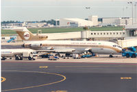 5A-DIA @ AMS - Libyan Arab Airlines