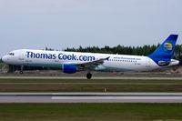 OY-VKT @ EFHK - Thomas Cook Airlines (Scandinavia) - by Thomas Posch - VAP