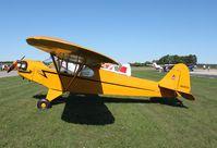 N92654 @ KBUU - Piper J3C-65 - by Mark Pasqualino