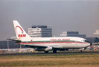 CN-RML @ EHAM - Royal Air Maroc - by Henk Geerlings