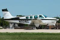 N3216Z @ OSH - 1995 Beech A36, c/n: E-2922 at 2011 Oshkosh