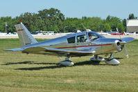 N6874W @ OSH - 1965 Piper PA-28-140, c/n: 28-21030 at 2011 Oshkosh