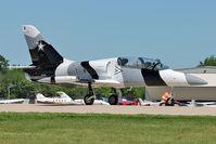 N135EM @ OSH - Aero Vodochody L-39ZA, c/n: 232406 at 2011 Oshkosh