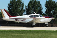 N5705P @ OSH - 1959 Piper PA-24-250, c/n: 24-778