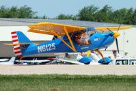 N6125 @ OSH - Aeropro Cz A220, c/n: 286 09 at 2011 Oshkosh