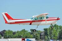 N9924B @ OSH - 1982 Cessna 172RG, c/n: 172RG1082 at 2011 Oshkosh