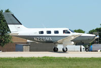 N229MA @ OSH - 1997 Piper PA 46-350P, c/n: 4636129