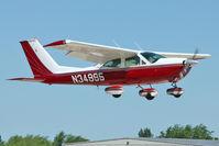 N34995 @ OSH - 1974 Cessna 177B, c/n: 17702145 at 2011 Oshkosh