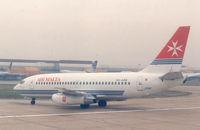9H-ABB @ LHR - Air Malta - by Henk Geerlings