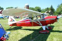 C-GPXX @ OSH - 1953 Piper PA-20-135, c/n: 20-1003 at 2011 Oshkosh