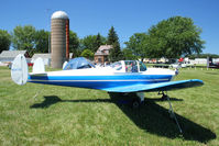 N94176 @ OSH - 1946 Engineering & Research ERCOUPE 415-E, c/n: 1499 at 2011 Oshkosh