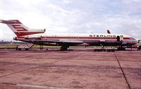 OY-SBG @ VCBI - Colombo Sri Lanka 9.11.81 - by leo larsen
