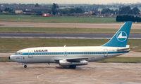 LX-LGH @ LHR - Luxair - by Henk Geerlings
