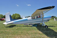 N3105D @ OSH - 1955 Cessna 180, c/n: 31903 at 2011 Oshkosh
