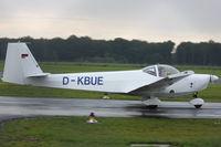 D-KBUE @ EDLD - Fliegerclub Gladbeck u. Kirchhellen, Scheibe SF-25C Falke, CN: 44545 - by Air-Micha