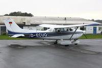 D-ECUQ @ EDLD - Motorfluggruppe Dinslaken Schwarze Heide, Reims-Cessna F172M Skyhawk, CN: F17200925 - by Air-Micha