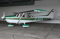D-EDJL @ EDLD - Untitled, Cessna F172M Skyhawk, CN: F17201162 - by Air-Micha