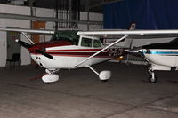 D-ELCG @ EDLD - Frankfurter Verein für Luftfahrt, Reims-Cessna F172N Skyhawk, CN: 17201947 - by Air-Micha